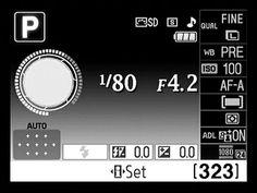 setting custom white balance on NIKON d3100