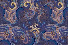 Seamless Paisley Pattern by Natikka Art on Creative Market