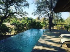 Our suite with private pool at the fabulous @dulinilodge #LeadwoodLodge in South Africa's Sabi Sand Game Reserve  An unbelievable experience!  This is the prefect safari lodge for honeymooners and we can highly recommend staying here!  If you're thinking/planning a South African Safari for your honeymoon and would like some assistance/advice email us in info@backing own.co.za we'd love to help