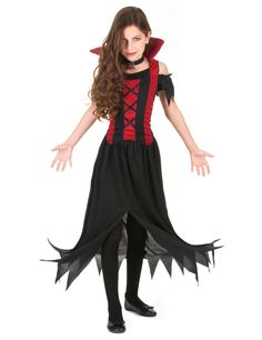 Vampire costume for girls. Costumi Da ... 0ad0ca324a3