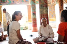 Meeting minds and opening hearts | CAMBODIA | Louis Bryant