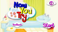 Now You Try is designed for parents and carers to help improve young children's life skills.  - Teach your kids the steps required to brush ...