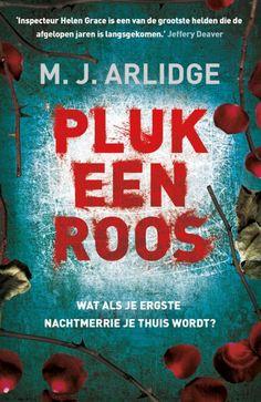 Win-actie: Pluk een roos - M.J. Arlidge   Hebban.nl