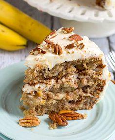 あめりか郷土菓子12選: Hummingbird Cake