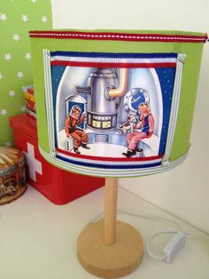Lamp space boy Space Boy, Table Lamp, Mugs, Tableware, Home Decor, Table Lamps, Dinnerware, Decoration Home, Room Decor