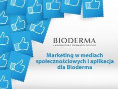 Marketing w mediach społecznościowych i aplikacja dla Bioderma. #migomedia