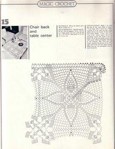 Magic crochet № 7 - Edivana - Álbuns Web Picasa