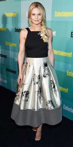 2015 Comic-Con: The Best Red Carpet Looks - Jennifer Morrison from #InStyle