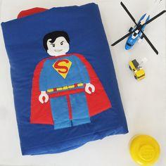 Lego quilt  Cristiana Resina - Kid's Room Decoration