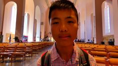 Wellington Cathedral of St Paul, New Zealand After visiting New Zealand Parliament house, we headed towards the Wellington cathedral of St. Visit New Zealand, Houses Of Parliament, Travelling, Cathedral, Saints, News, Youtube, Santos, Youtubers
