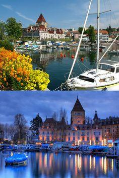 Lausana, capital Olímpica y la segunda ciudad más grande de Suiza, está situada a orillas del lago de Ginebra, en la parte de habla francesa de Suiza. El deporte y la cultura son una parte integral de esta capital olímpica.