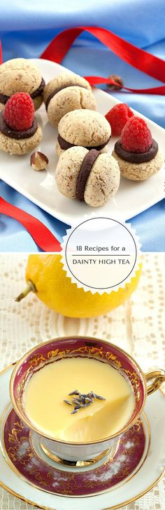 18 Recipes for a