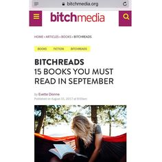 """We are Bitch approved! """"Encyclopedia of Black Comics"""" makes Bitch Media's """"15 Books You Must Read in September """"!"""