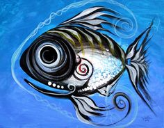Choose your favorite fantasy paintings from millions of available designs. All fantasy paintings ship within 48 hours and include a money-back guarantee. Sea Life Art, Mermaid Drawings, Goddess Art, Fantasy Paintings, Elements Of Art, Fish Art, Beach Art, Art Pages, American Artists