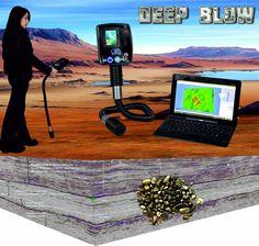 DEEPBLOW - 3D YERALTI RADAR GÖRÜNTÜLÜ EM DEDEKTÖR Discriminative Magnetometer 3d taranan alandaki düzensizlikleri tespit edebilen bir elektromanyetik impuls tarama şeklini esas almaktadir. Örnekler arasinda tooprakaltı su havzaları, mağaralar ve fay hatları gibi natural oluşumları yada boru hatları, yeraltı odaları, sandıklar ve benzeri anomalileri sayabiliriz.