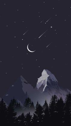 Sunset Wallpaper, Anime Scenery Wallpaper, Landscape Wallpaper, Wallpaper Iphone Cute, Galaxy Wallpaper, Landscape Art, Wallpaper Backgrounds, Wallpaper Quotes, Minimal Wallpaper