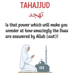 The power of Tahajjud prayer. Muslim Love Quotes, Quran Quotes Love, Quran Quotes Inspirational, Ali Quotes, Islamic Love Quotes, Religious Quotes, Faith Quotes, Quran Sayings, Qoutes
