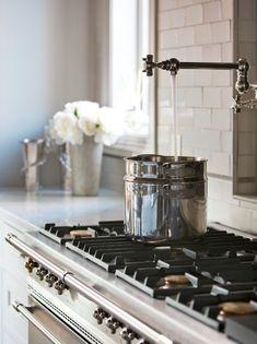inspiration-guide:  stove top / linda mcdougald design