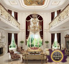 Villa Interior Design in Dubai, Uganda Luxury Villa Design, Photo 4