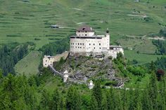 Tarasp Castle - Wikipedia