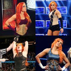 Becky's gear!