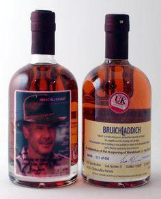 Bruichladdich Indiana Jones Whisky
