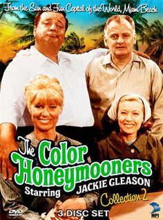 Though the Honeymooners with Audrey Meadows is more famous, I first saw the version with Sheila MacRae as Alice Kramden. Color Honeymooners Collection, Vol. Audrey Meadows, David Burns, June Taylor, Joey Heatherton, Art Carney, Jackie Gleason, Feature Article, Movie Tv, Tv Series