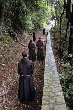 Italian Monks