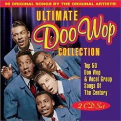 On this 2-CD set, you'll hear fifty of the greatest Doo Wop tracks ever recorded by the most important Doo Wop artists of all time. All original recordings by the original artists.