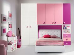 Italian Kids Bedroom Design VV G069 - $3,975.00