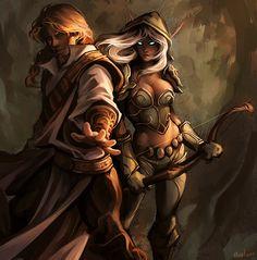 La derniere croisade : forum de guilde :: creative-horizon.deviantart.com