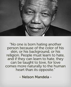 Nelson Mandela Human Heart, Nelson Mandela, Writings, Black History, Role Models, Religion, Quote, Teaching, Sayings