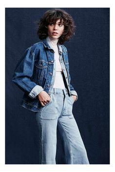 Urban Renewal Vintage Basic Denim Jacket - Urban Outfitters