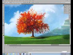 Tutorial como quitar objetos de una imagen con Photoshop cs6 - YouTube