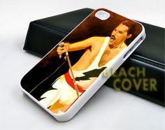 Queen Freddie Mercury Art  iPhone Case and Samsung by BEACHCOVERR, $14.30