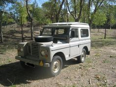 Land Rover Santana 88 Especial
