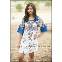 Periwinkles Tunic