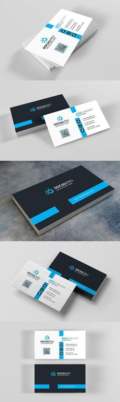 Business Card #black