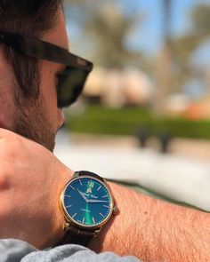 Our British Racing Green Chivalrous Collection taking in some Dubai rays! williamwoodwatches.com - Credit to the photographer #watch #jewellery #bracelet #watches #bracelets #fashion #clothes #clothing #tbt #men #man #gentlemen #gentleman #mensfashion #picoftheday #cool #amazing #beautiful #wow #instagood #instacool #instalove #money #fashion #follow #followme #williamwoodwatches #happy #photooftheday
