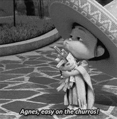 easy on the churros | via Tumblr