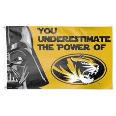 NCAA Missouri Tigers Deluxe Flag