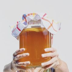 Brewing in small batches for the ultimate control 👌 Kombucha, Brewing, Beer, Mugs, Tableware, Instagram, Root Beer, Ale, Dinnerware