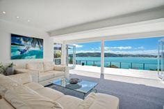 caribic open living room