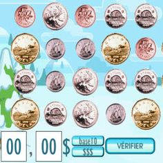 Plusieurs jeux de mathématiques au primaire (argent, fractions, sudoku, etc.) Math 2, 1st Grade Math, Math Games, French Teaching Resources, Teaching French, Fractions, Math Term, French Numbers, Ontario Curriculum