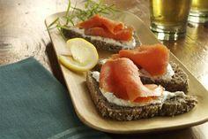 Seafood Fillets - Smoked Wild Sockeye Salmon