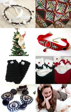 Christmas In July by AntlerPantry on Etsy--Pinned with TreasuryPin.com