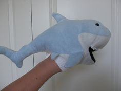 how to make puppets out of all those stuffed animals that don't get played with