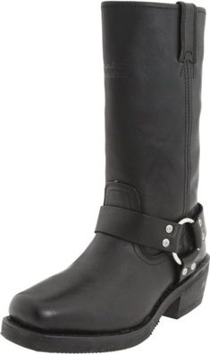 http://peakmomentum.org/?qpn-pinnable-post=harley-davidson-womens-hustin-bootblack6-m Reaffirm your independent spirit and create some excitement when you wear these Harley Davidson 85354 Hustin Wellington Motorcycle boots. As you ride in style in these fabulous Western inspired tall boots you will feel at home on your bike. (Just remember to wear a helmet instead of a cowboy hat!)Shift into gear with the pull-up styling for a snug fit. These boo...