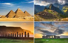 World's most beautiful World Heritage Sites - WitR/Getty Images; traumlichtfabrik/Getty Images; traumlichtfabrik/Getty Images; Meleah Reardon Phot...