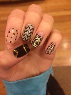 Random nails are fun nails!